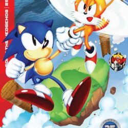 Archie Sonic the Hedgehog Issue 291 - cancelled issue