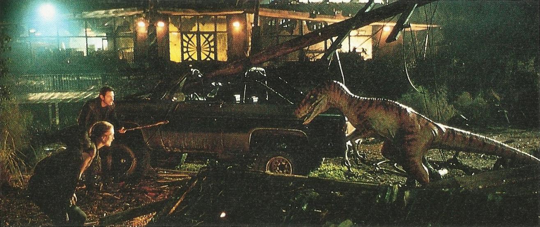 Jurassic Park Trilogy (Deleted Scenes)
