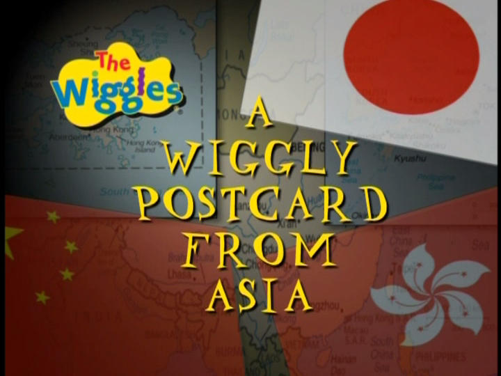 The Wiggles: A Wiggly Postcard from Asia (TV Special)