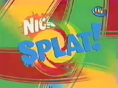 Nickelodeon Splat! (2004 Game Show Series)