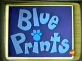 Blue Prints (Unaired 1994 Blue's Clues Pilot)