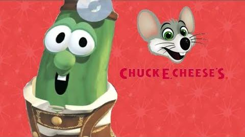 Chuck E. Cheese's Showtapes - VeggieTales Clips