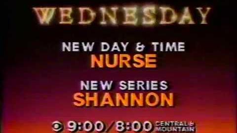 Shannon (Lost 1981 CBS Drama)