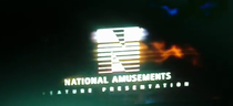 National Amusements (2000's Feature Presentation, found Ident)