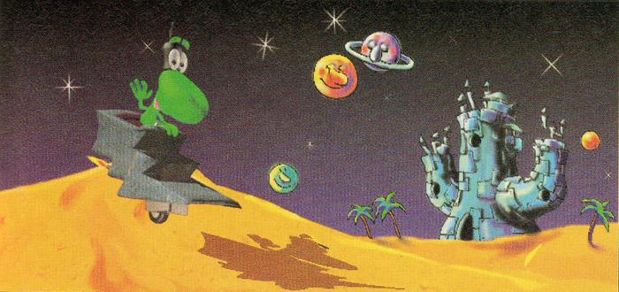 The Lone Cuke (Early 1990s CGI Series)