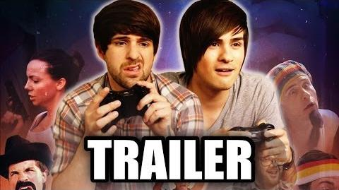 Smosh's If It Were Real Saga (lost compilation film, 2013)