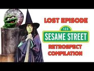 Sesame Street - (Lost Wicked Witch Episode)