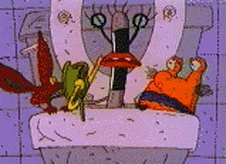 Aaahh! Real Monsters' Unaired/Unreleased Pilot