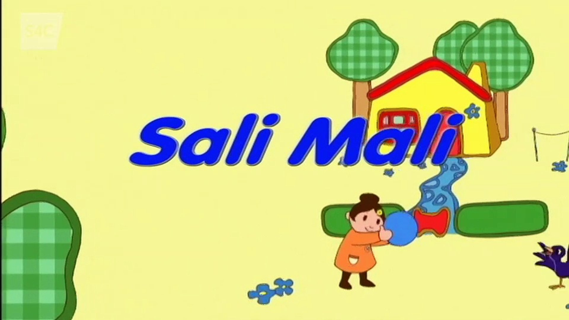 Sali Mali (Partially found Welsh animated series)