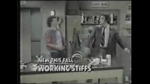 """CBS_Promo_for_""""Working_Stiffs,""""_1979"""