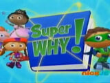 Super Why! (Lost UK Dub)