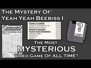 The Mystery of Yeah Yeah Beebiss I (Lost 1989 Video Game)