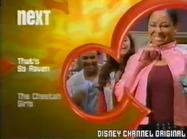 Disney Channel Bounce era - That's So Raven to The Cheetah Girls