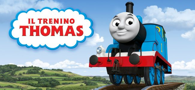 Thomas & Friends (Partially found Italian dub)