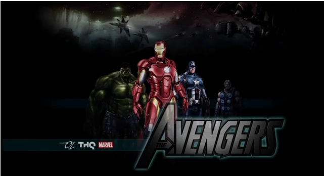 The Avengers (Cancelled 2012 Movie Tie-In Video Game by THQ)