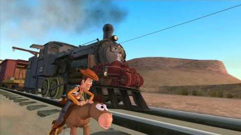 Toy Story 3 The Video Game (2008 THQ prototype demo)