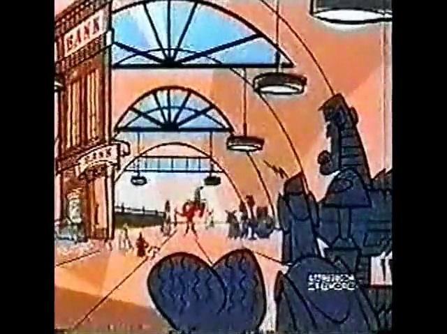 Captain Sturdy (Found 2001 Cartoon Network Pilot)