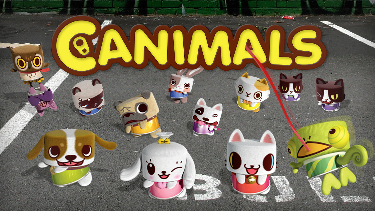 Canimals (Lost Episodes of Children's TV Show)