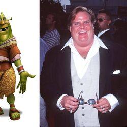 Shrek (Various Alternate Versions)