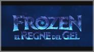 Frozen El Regne Del Gel logo