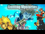 Gaming Mysteries- Kingdom Hearts 3D, 358-2 Days, CoM, Re-coded Beta