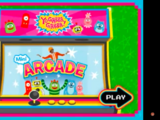 Yo Gabba Gabba! Mini Arcade (Lost unplayable flash game)