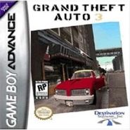 Grand Theft Auto III (Cancelled Game Boy Advance Port: 2001)