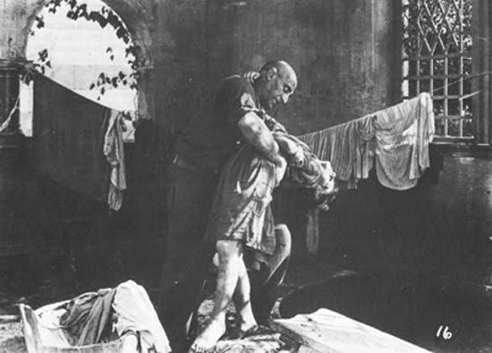 Il Mostro di Frankenstein (Lost 1920 Silent Horror Film)