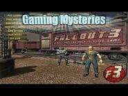 Gaming Mysteries- Fallout 3 Beta-Van Buren (PC) UNRELEASED