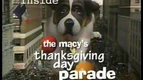 Inside of Macy's Parade (Found 1998 documentary)