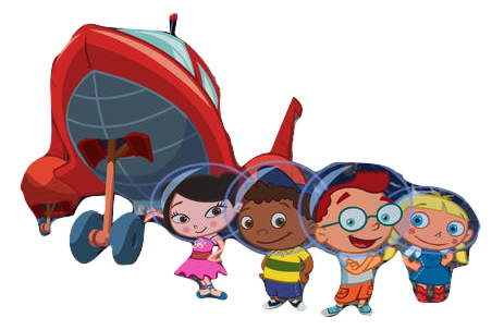 Little Einsteins - Little Einstein Pilot Preview 2004