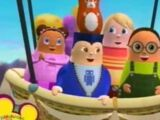 Higglytown Heroes (Rare French Dub)