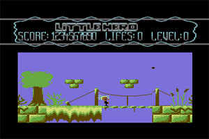 Little Hero(lost Commodore 64 game)