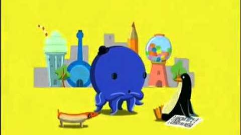 Oswald (Lost Spanish Dub)