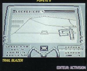 Trail Blazer (Cancelled GB game)
