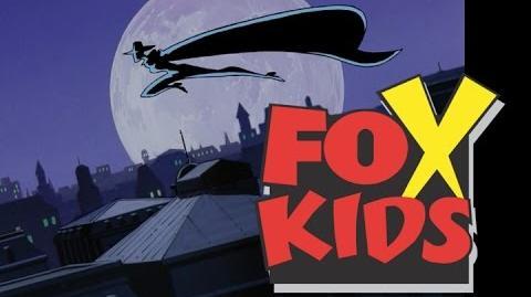 Cybersix (Fox Kids censored version of animated series; 2000)