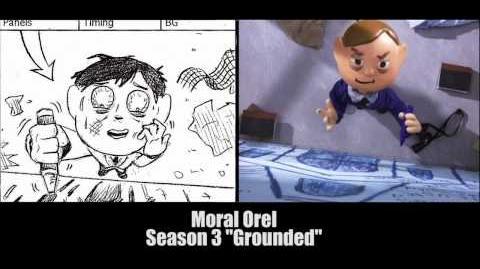 "Moral Orel Episode ""Abstinence"" (Rarely Screened 2000s Episode)"