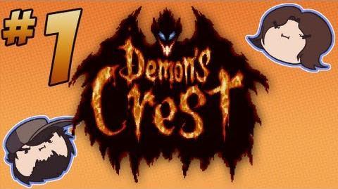 Demon's_Crest_Petty_Crusade_-_PART_1_-_Game_Grumps
