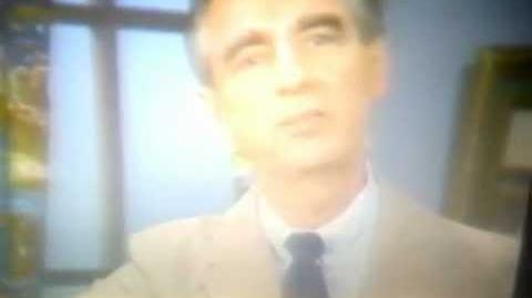"""Mister Roger's Neighborhood: """"Mister Rogers Talks About Conflict"""" (Found 1983 TV episodes)"""
