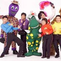The Taiwanese Wiggles (Partially Found 2003-2007 Children's Taiwan Localisation Band)