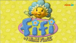 Fifi and the Flowertots - logo (Italian).png