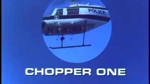 Chopper One (Found 1974 ABC Drama)