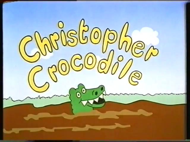 Christopher Crocodile - lost episodes (Statue and Sub-Car)