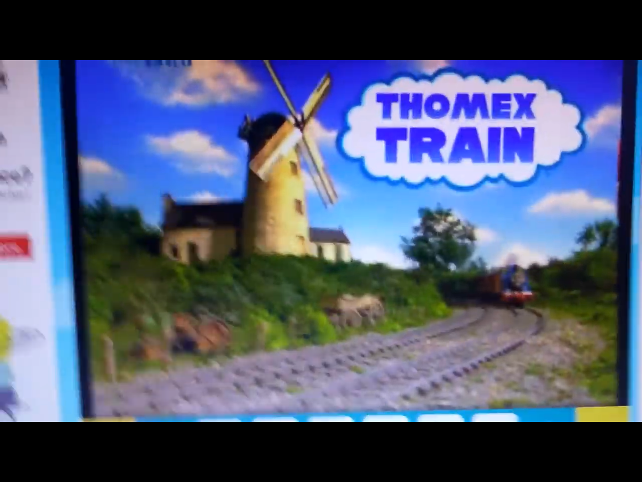Thomas and Friends (Lost Basque Dub)