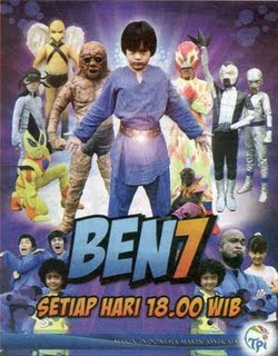 Ben 7 (Lost Indonesian Soap Opera)