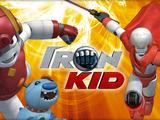 Iron Kid (Partially lost miscellaneous media from Spanish Korean children's animated TV series, 2006-2007)