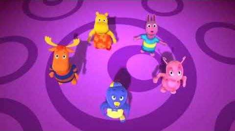 The Backyardigans (Partially Lost UK Dub)