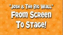 VeggieTales-Josh and the Big Wall! Behind the Scenes