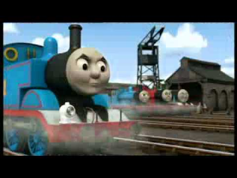 Thomas The Tank Engine (Catalan Dub)
