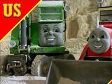 Thomas & Friends: Jack Jumps In (Found 2002 Alec Baldwin Narration)